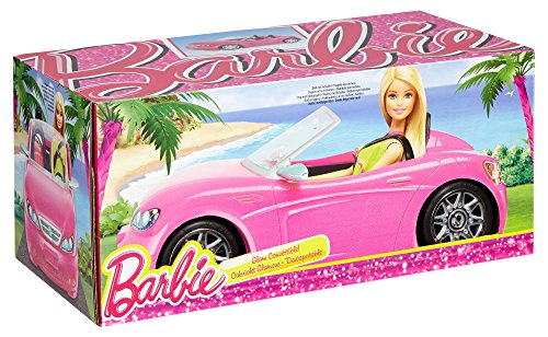Barbie Glam Convertible Cool Tot Toys